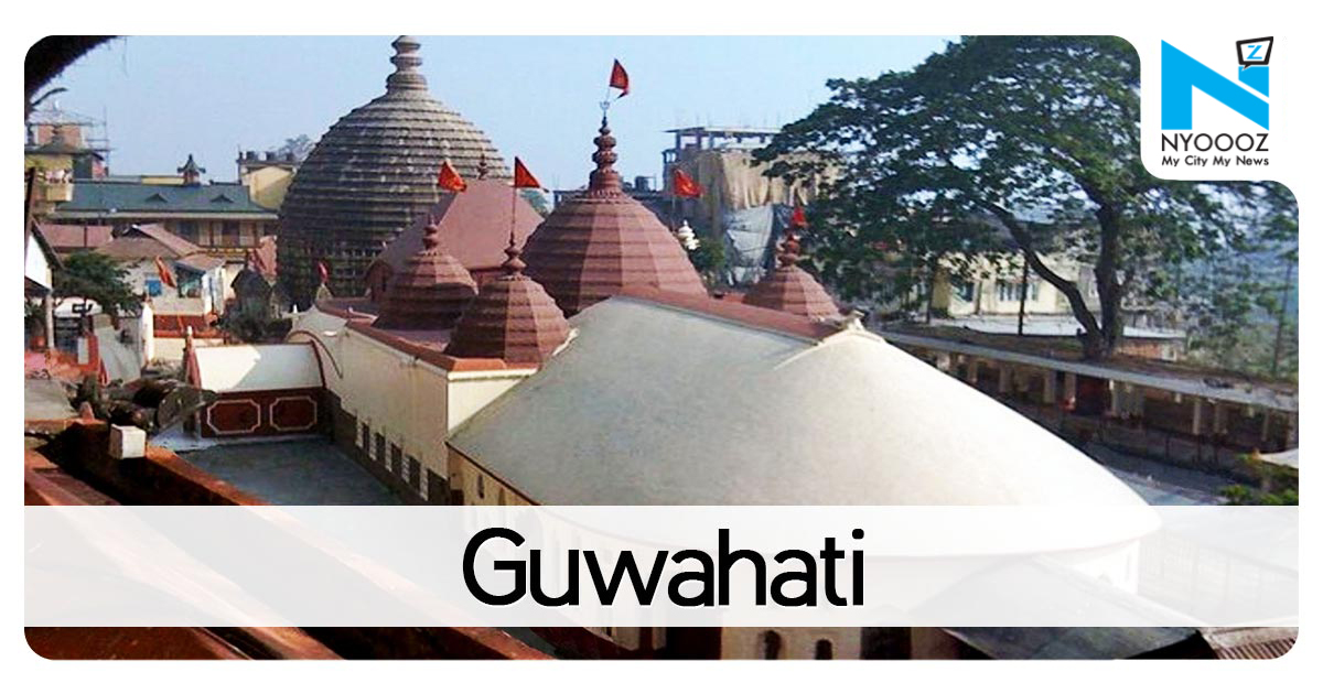 Kamakhya Devalaya extends Rs 5 lakh to Assam Arogya Nidhi Scheme to fight against COVID 19