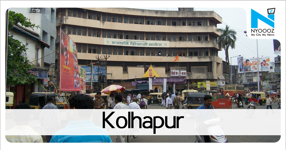 Ecofriendly immersion for Kolhapur citizens