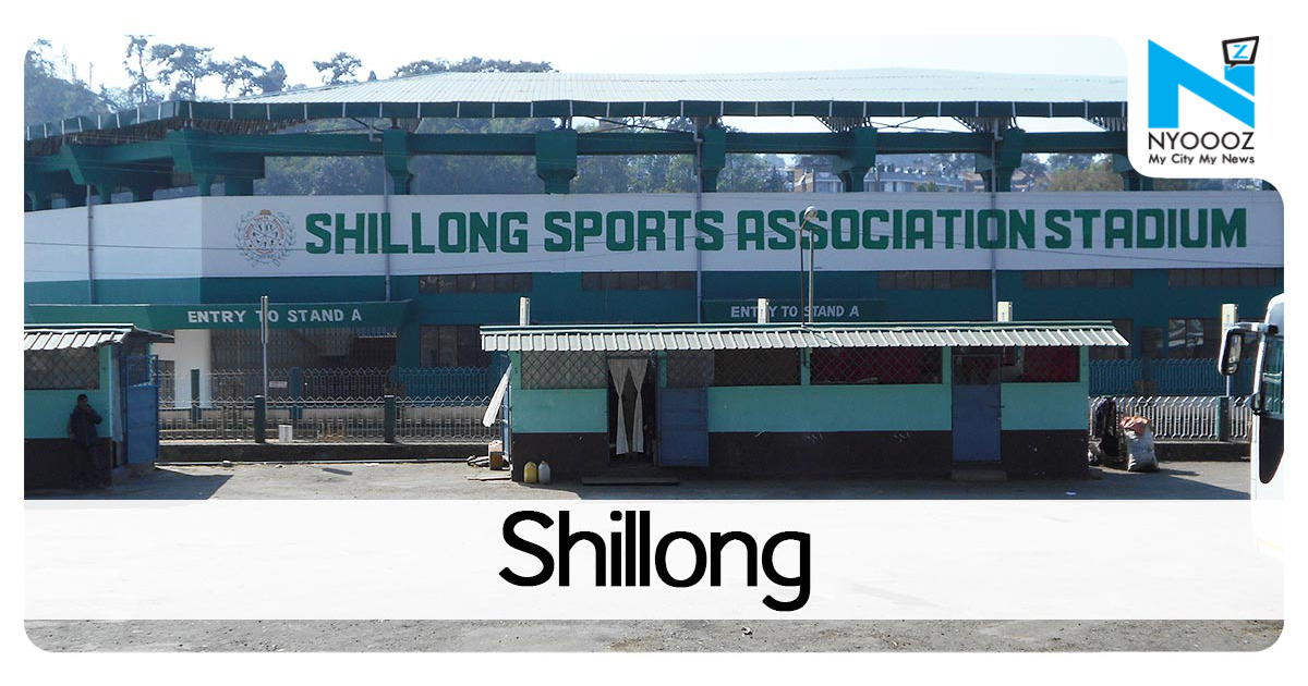 THS Bonney files nomination from Shillong Lok Sabha seat
