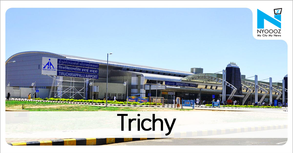 Alliance Air to launch weekly flights between Chennai and Trichy