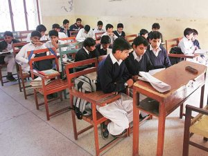 India`s great school education challenge: Crisis in the BIMARU states