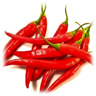 Increasing spiciness with hot chili peppers could also benefit life expectancy
