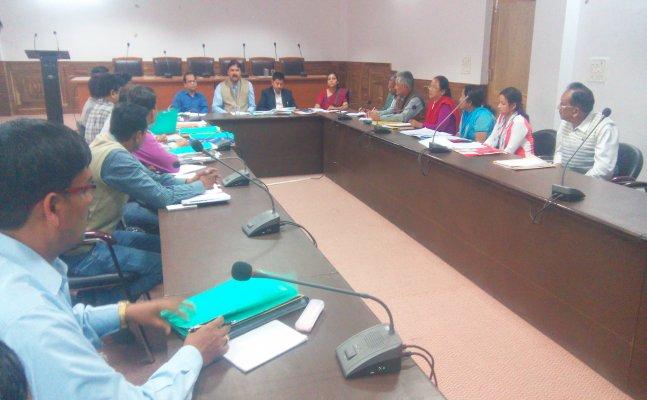 कूड़ा निस्तारण के मद्देनज़र रूद्रपुर क्लस्टर सोसाईटी एक्जीक्यूटिव कमेटी ने की बैठक