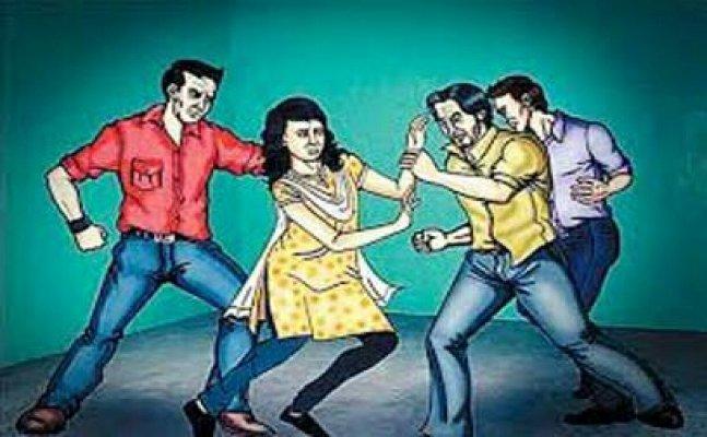 नैनीताल: युवती को छेड़ने पर मनचलों की जमकर धुनाई