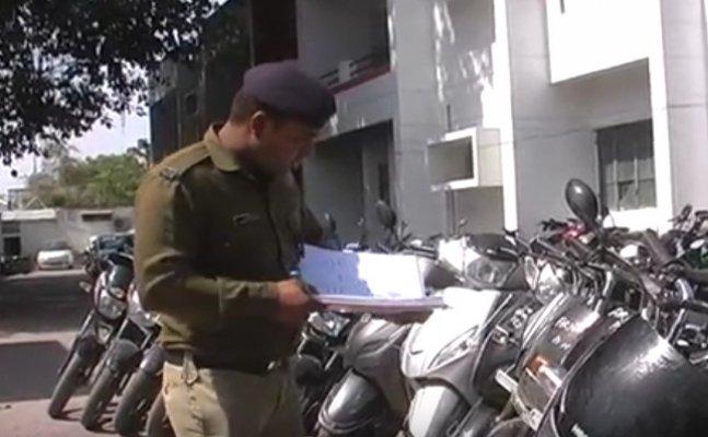 नैनीताल- पुलिस ने किया बाइक चोर गिरोह का पर्दाफाश