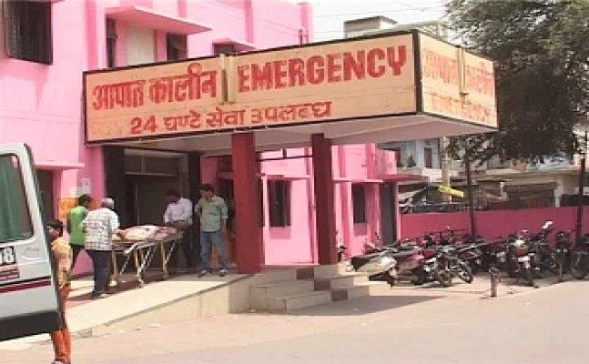 मेरठः भीषण गर्मी से अस्पताल में डायरिया मरीजों की बढ़ी संख्या