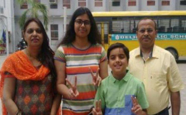 CBSE Result 2017: लखनऊ में 12वीं की इति सिंह ने किया टॉप