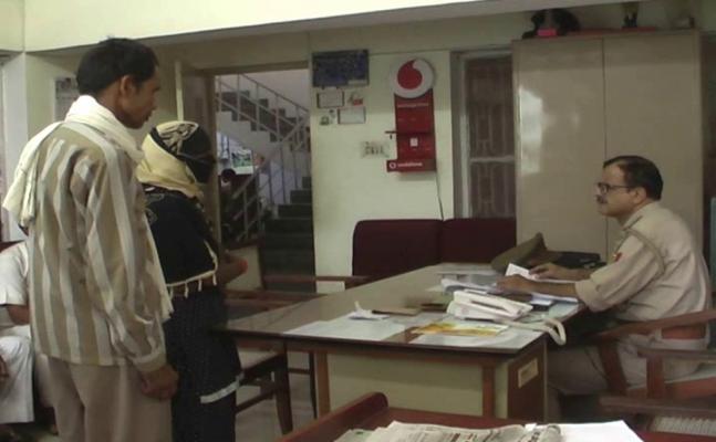कानपुर में थानेदार ने थाने के अंदर किया युवती से रेप