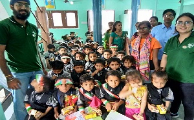 सिटी स्टारः लखनऊ के दिलप्रीत ने डाली शिक्षा में नयी जान