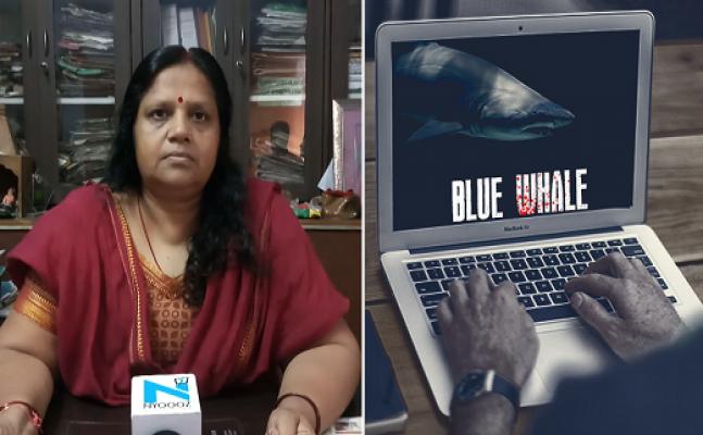 NYOOOZ Special: ब्लू व्हेल के बढ़ते कहर पर जानिए एक्सपर्ट संगीता शर्मा की राय