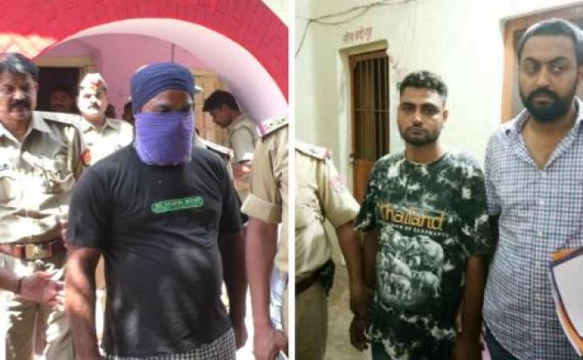 यूपी ATS को मिली बड़ी सफलता, बब्बर खालसा गिरोह के दो सदस्यों को किया गिरफ्तार