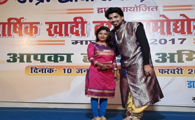 सिटी स्टारः नृत्य के साथ समाज सेवा भी करती हैं ऋचा आर्या