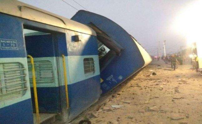 Vasco De Gama Express: कानपुर एटीएस करेगी हादसे की जांच