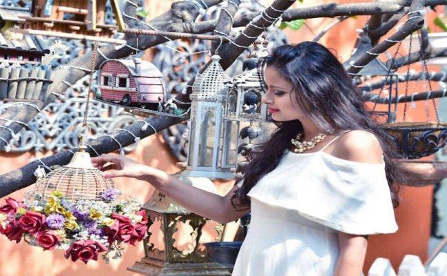 सिटी स्टारः मिसेज इंडिया कम्पटीशन में जा रही हैं लखनऊ की तेजस्विनी