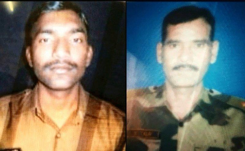 पाकिस्तान की गोलाबारी में यूपी के दो लाल शहीद, सीएम योगी ने दी श्रद्धांजलि