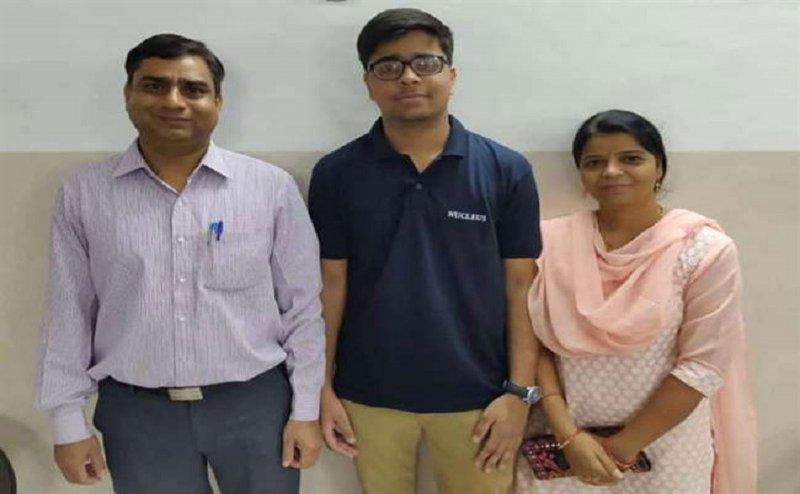 JEE Advanced 2018: आयुष ने कानपुर जोन में किया टॉप