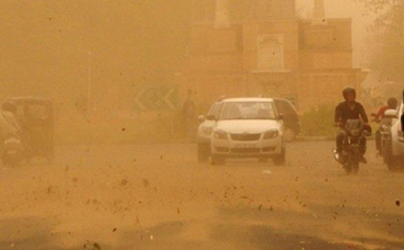 मौसम विभाग की चेतावनीः यूपी के इन शहरों में आ सकता है आंधी-तूफान