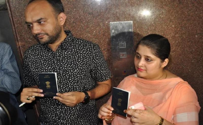 लखनऊ पासपोर्ट विवादः नियम ताक पर रख बनाया पासपोर्ट, बीजेपी ने जांच की मांग की