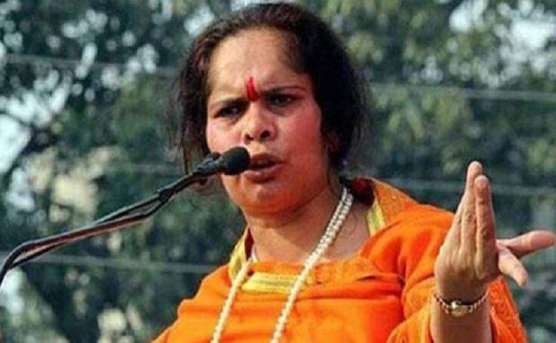 बरेली में बोलीं साध्वी प्राची- राहुल गांधी भोंदू हैं, कभी पीएम नहीं बन सकते