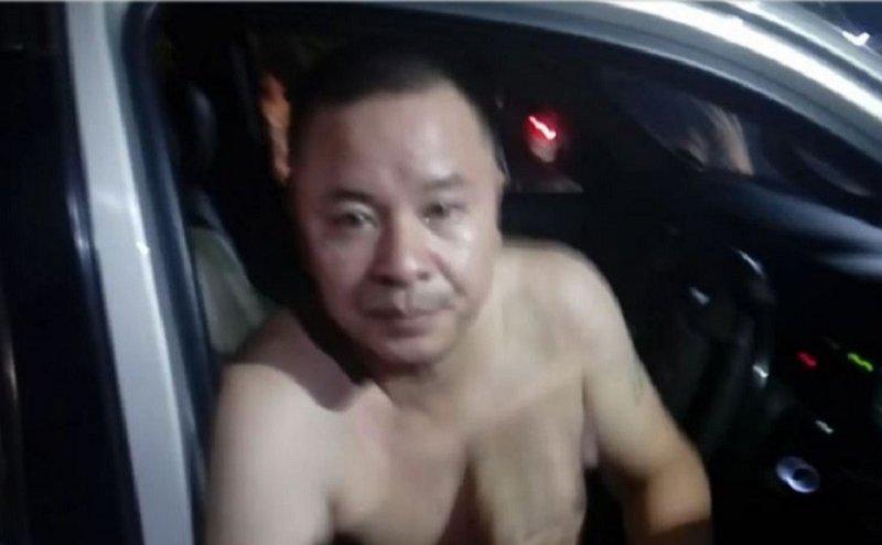 मेरठ में बिना कपड़ों के नशे में गाड़ी चला रहा था चीनी नागरिक, कर दिया ये कांड