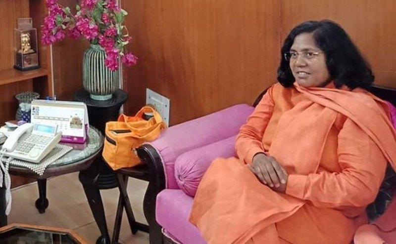 सांसद सावित्री बाई फुले ने दिया बीजेपी से इस्तीफा, बहुत दिलचस्प है सियासी सफर