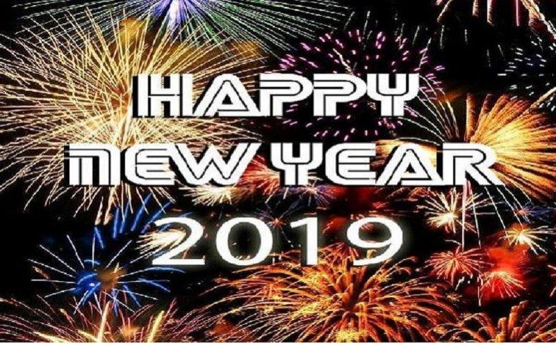 वाराणसी में कुछ इस तरह मना नये साल का जश्न