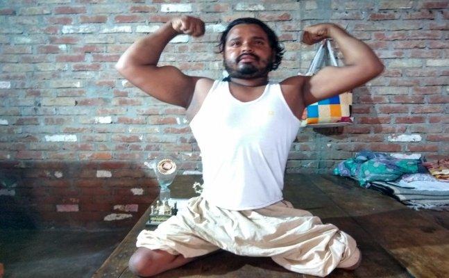 सिटी स्टार: पढ़िए दिव्यांग बॉडी बिल्डर अरशद खान का सफर, जीत चुके हैं कई चैंपियनशिप