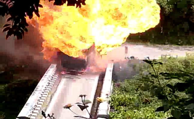 gas cylinder blast in nainital