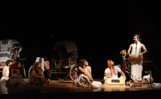इलाहाबाद कल आज और...जब रंगमंचों ने बदली इलाहाबाद की शाम