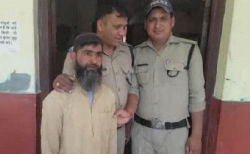 रुड़की में परचून की दुकान में बेच रहा था पेट्रोल और डीजल, पुलिस ने किया गिरफ्तार