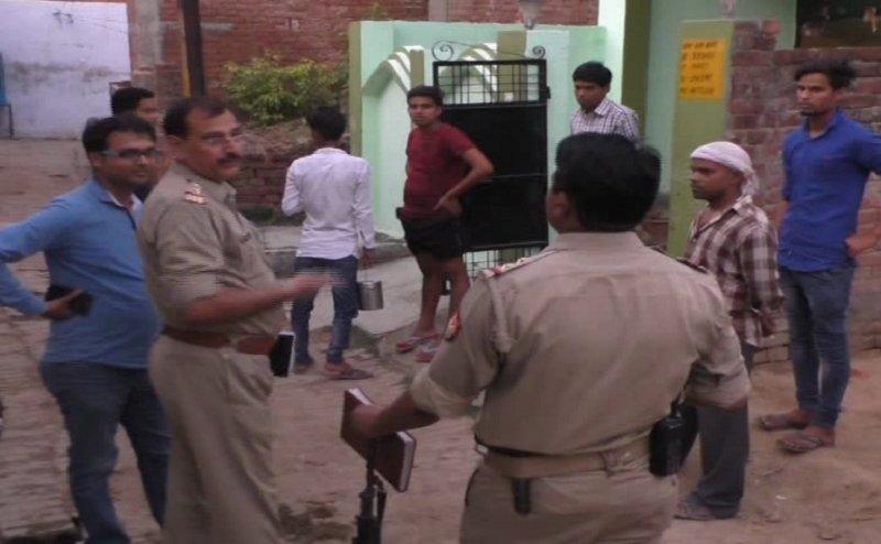 इलाहाबाद में फिल्मी अंदाज में सपा कार्यकर्ता की हत्या