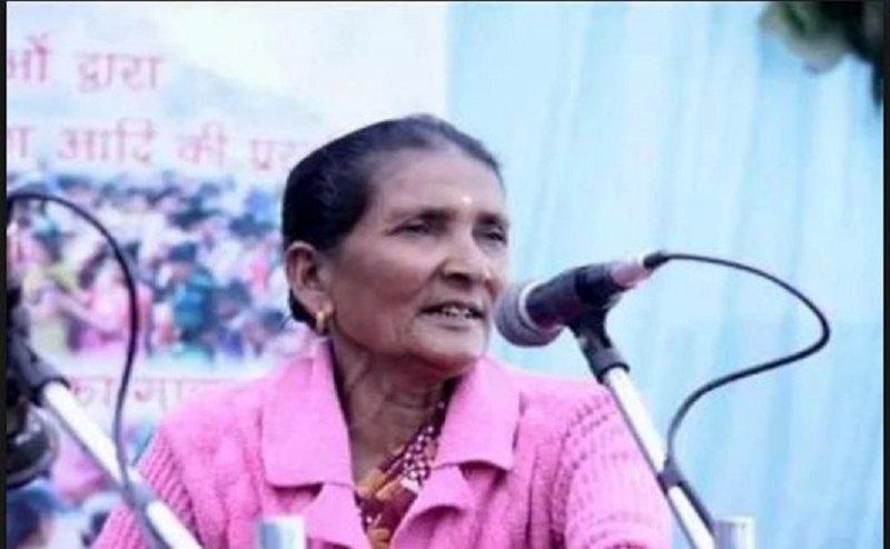 उत्तराखंड की मशहूर लोक गायिका कबूतरी देवी का निधन