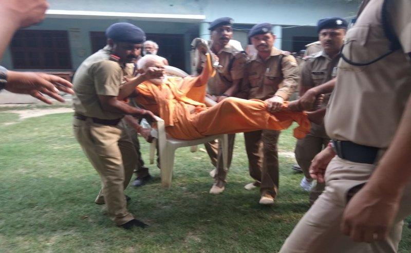 स्वामी ज्ञानस्वरूप सानंद को गिरफ्तार करने पर नैनीताल हाईकोर्ट सख्त