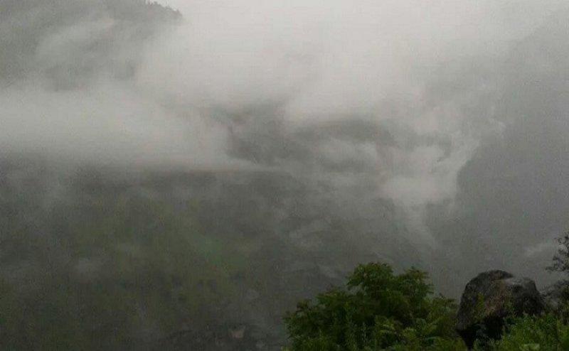 देहरादून में बारिश का कहर जारी, ये हाईवे हुआ बंद