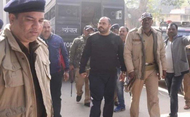 कुख्यात सुनील राठी के गुर्गे की खोजबीन में जुटी पुलिस, नहीं चल रहा है पता