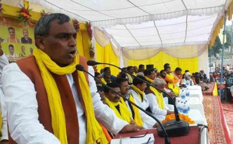 कैबिनेट मंत्री ओमप्रकाश राजभर ने दिया ऐसा बयान, योगी सरकार पर उठेंगे सवाल