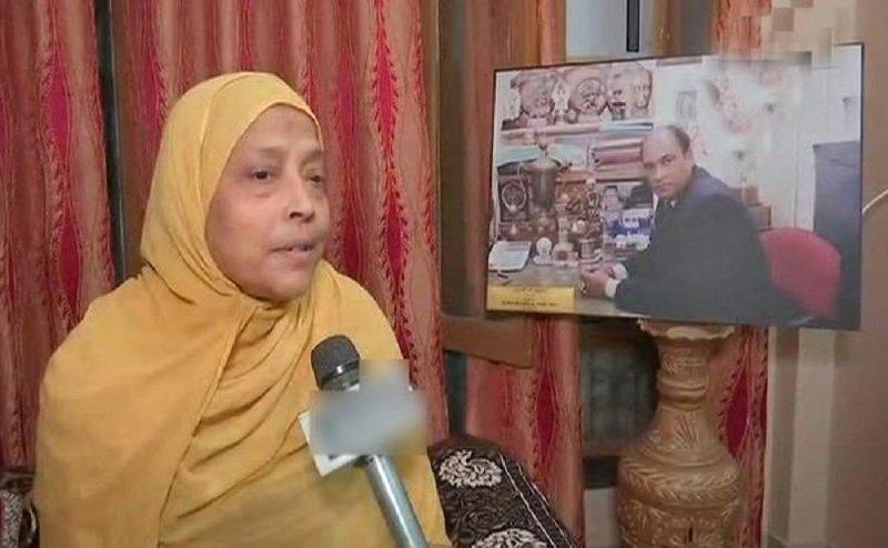हॉकी खिलाड़ी मोहम्मद शाहिद के परिवार के समर्थन में आए विपक्षी नेता
