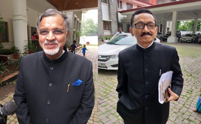 सीएस नपलच्याल और जेपी ममगई ने ली सूचना आयुक्त की शपथ