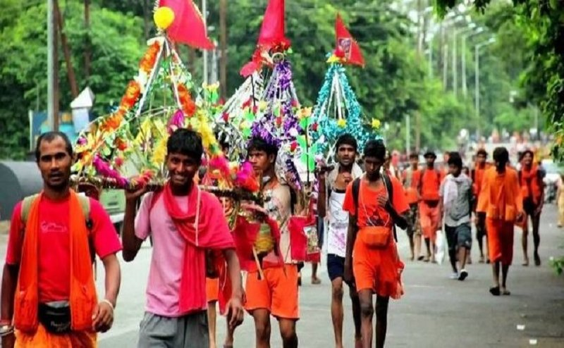 Haridwar से गंगा जल लेकर जा चुके हैं लाखों शिव भक्त