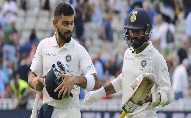 इंग्लैंड के खिलाफ पहला टेस्ट हारा भारत, कोहली का अर्धशतक नहीं आया काम
