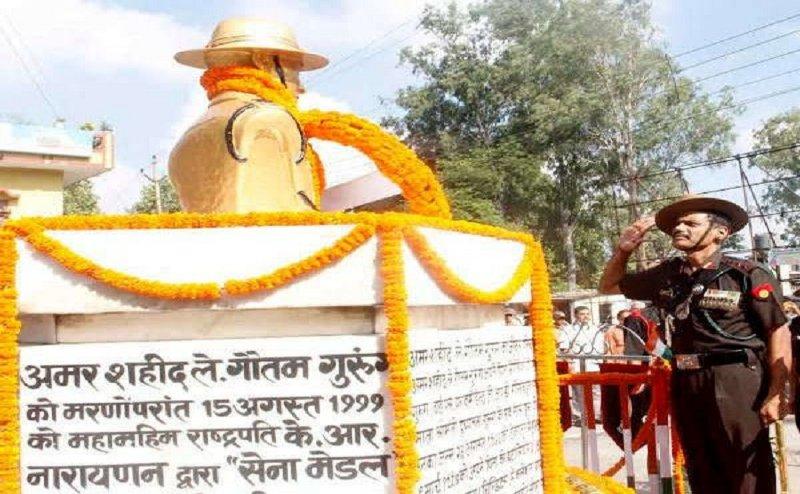 पढ़िए कारगिल युद्ध में शहीद होने वाले गौतम गुरुंग की कहानी