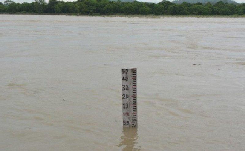 हरिद्वार में बढ़ा गंगा का जलस्तर, कई गांवों पर बाढ़ का खतरा
