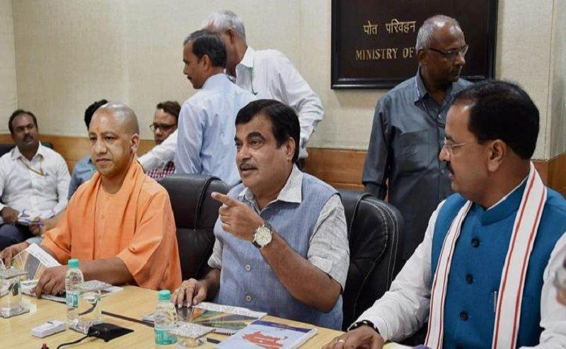 कानपुर में बोले नितिन गडकरी- देश के विकास के लिए पैसे की कोई कमी नहीं