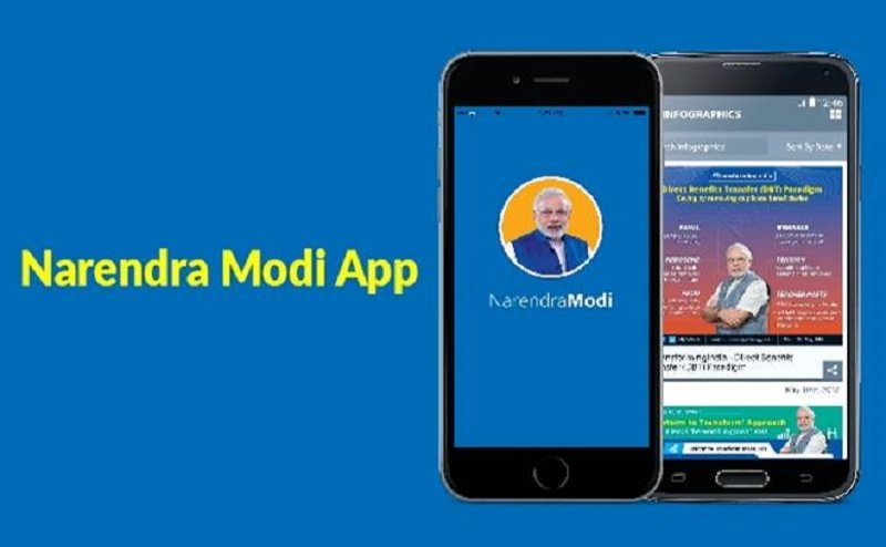 वाराणसी में पीएम मोदी ने 'मोदी एप' के जरिए किया कार्यकर्ताओं से सीधा संवाद