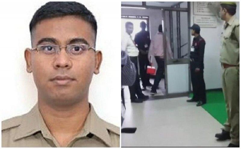 कानपुर के एसपी सिटी ने इस वजह से की जहर खाकर आत्महत्या की कोशिश