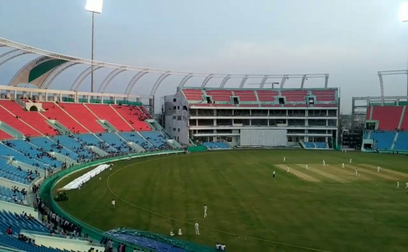 6 नवंबर को लखनऊ के इस स्टेडियम में होने जा रहा पहला मैच