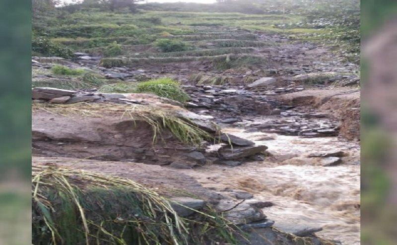 मौसम विभाग ने किया अलर्ट, चमोली में बादल फटने से भारी नुकसान