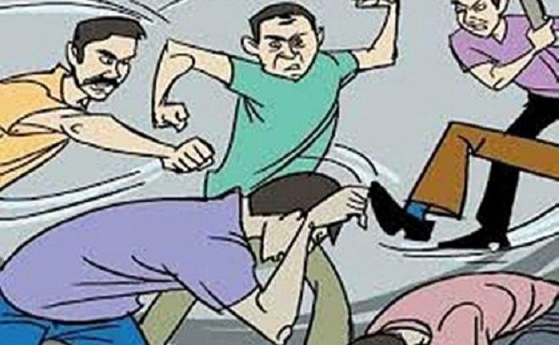 हरिद्वार में घर में घुसकर ग्राम प्रधान के पति के साथ मारपीट