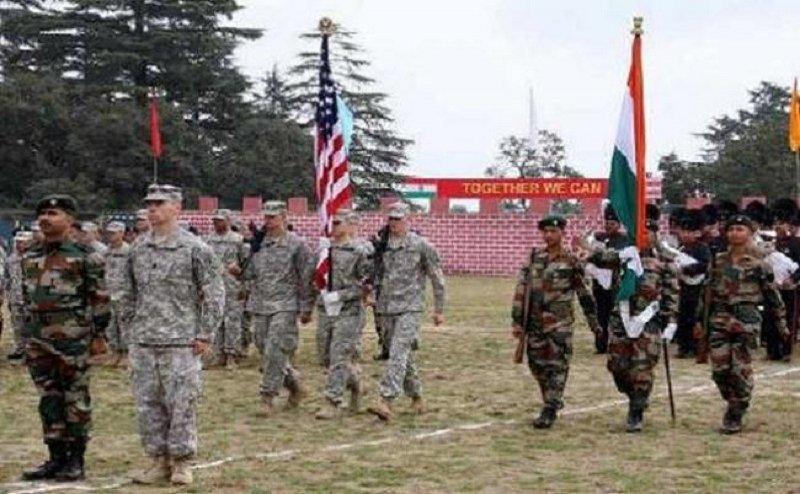16 सितंबर से भारत और अमेरिकी सेनाओं के बीच होगा संयुक्त युद्धाभ्यास
