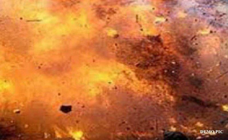 इलाहाबाद में कोचिंग सेंटर में युवकों ने की बमबाजी, पुलिस कर रही जांच